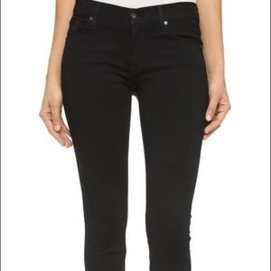 James Jeans Twiggy Black Pants